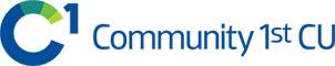 Community 1st Credit Union'slogo