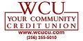 WCU Credit Union'slogo
