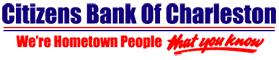Citizens Bank of Charleston'slogo