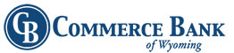 COMMERCE BANK OF WYOMING logo