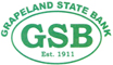 Grapeland State Bank logo