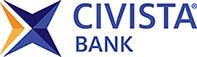 Civista Bank'slogo