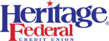 Heritage Federal Credit Union'slogo