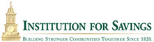 Institution for Savings'slogo