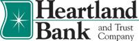Heartland Bank and Trust Company'slogo