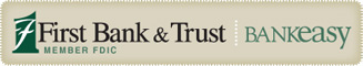 First Bank & Trust'slogo