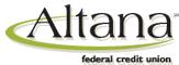 Altana Federal Credit Union'slogo