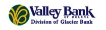 Valley Bank, division of Glacier Bank'slogo
