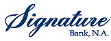 Signature Bank National Association'slogo