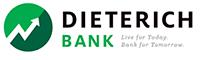 Dieterich Bank'slogo