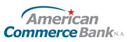 American Commerce Bank NA logo