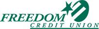 Freedom Credit Union'slogo
