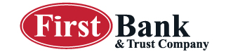 First Bank and Trust Company logo