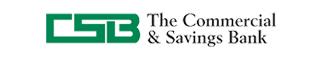 The Commercial & Savings Bank'slogo