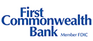 First Commonwealth Bank'slogo