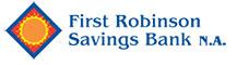 First Robinson Savings Bank, N.A.'slogo
