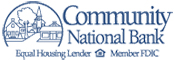 Community National Bank'slogo