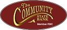 The Community State Bank'slogo