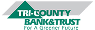 Tri-County Bank & Trust Co.'slogo