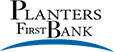 Planters First Bank'slogo