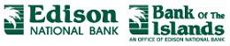 Edison National Bank/Bank of the Islands'slogo