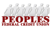 Peoples FCU logo